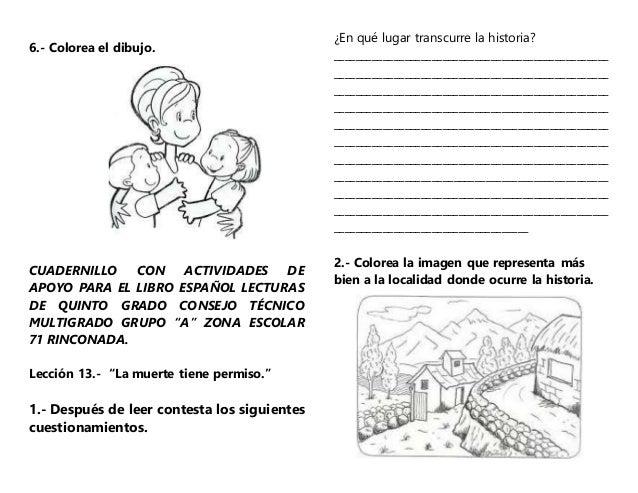 Cuadernillo De 5 Lecturas2