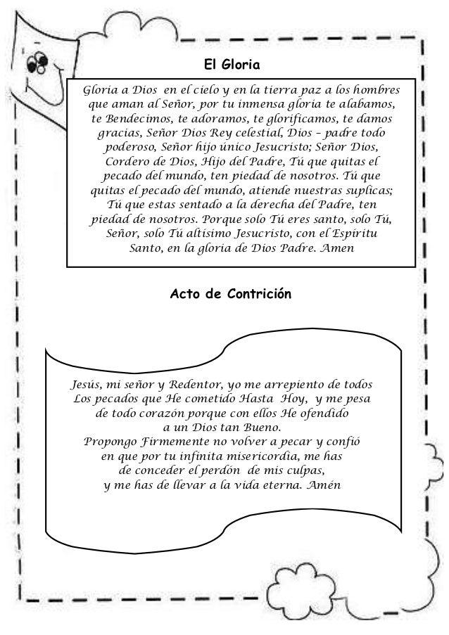 Cuadernillo mi primera comunion 2013 Slide 3