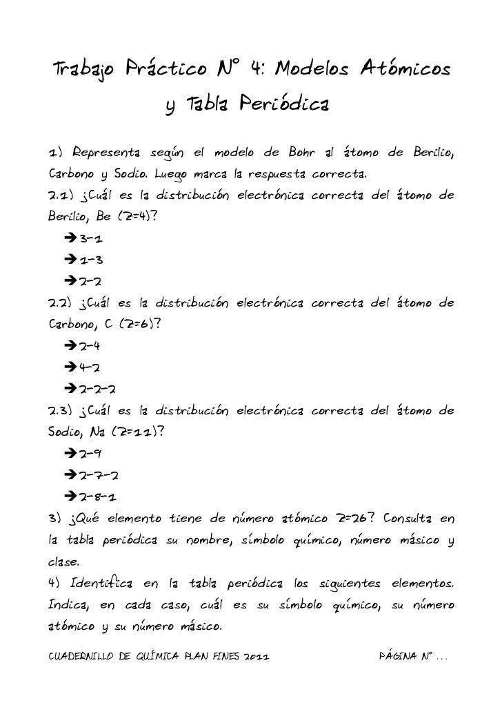 Cuadernillo Quimica 2 3 4 2011