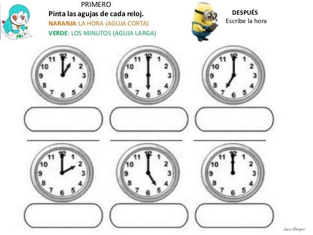 Cuaderno de las horas