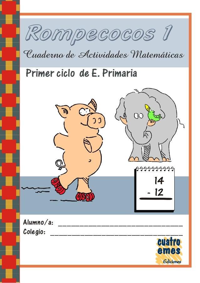 Cuaderno de-actividades-de-matematicas-primer-ciclo