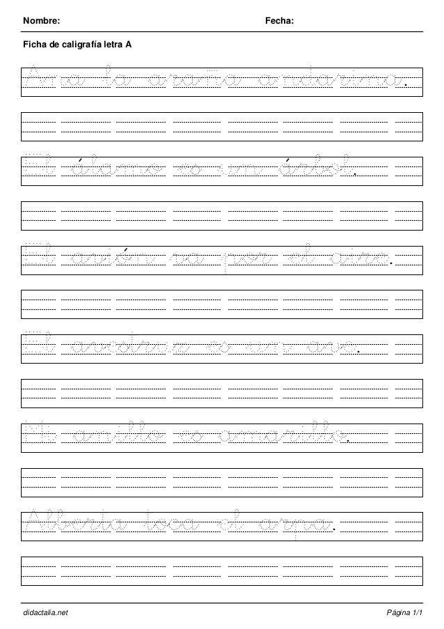 Cuaderno de-caligrafia-didactalia