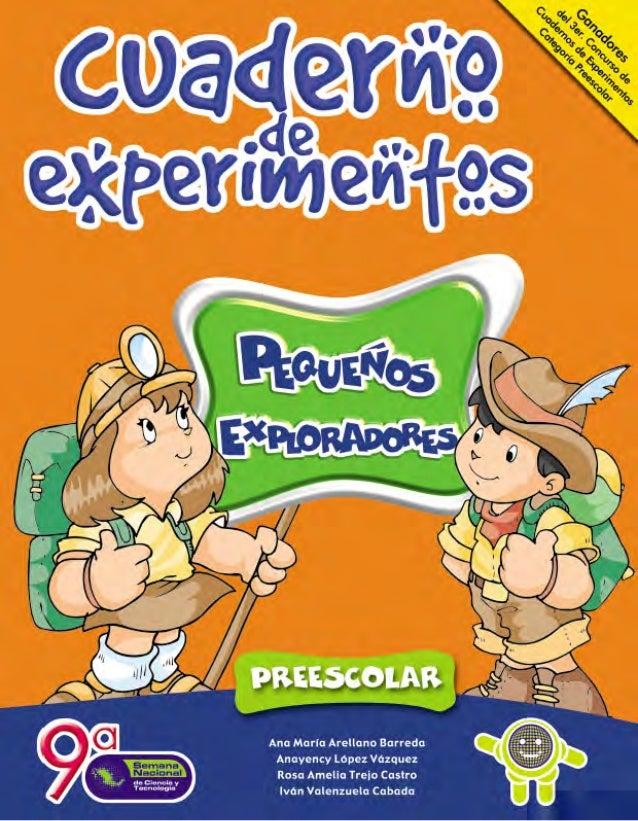 Cuaderno de-experimentos-infantil-pequeños-exploradores