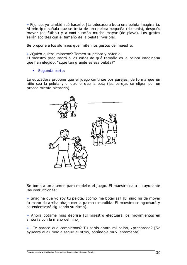 Cuaderno actividades preescolar primer grado rev acep