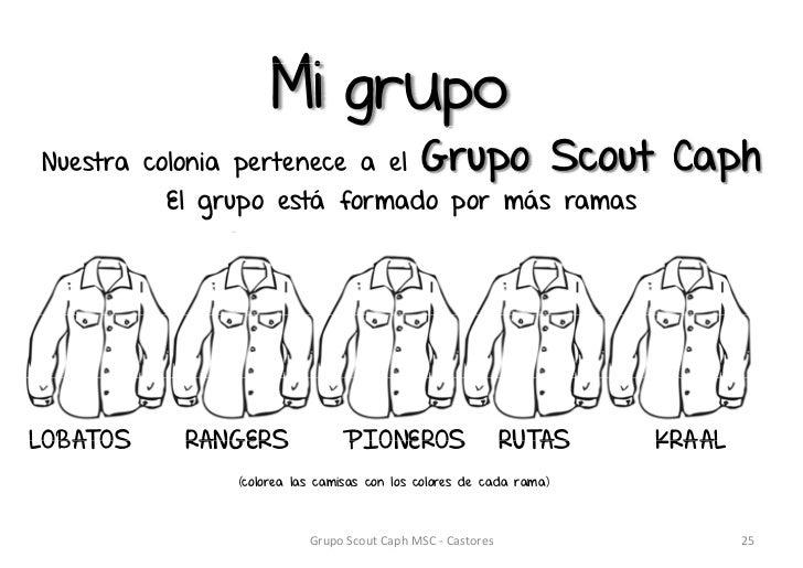 Cuaderno del Bosque (v1.1) Grupo Scout Caph