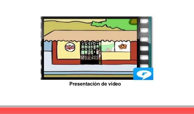 Presentación de video