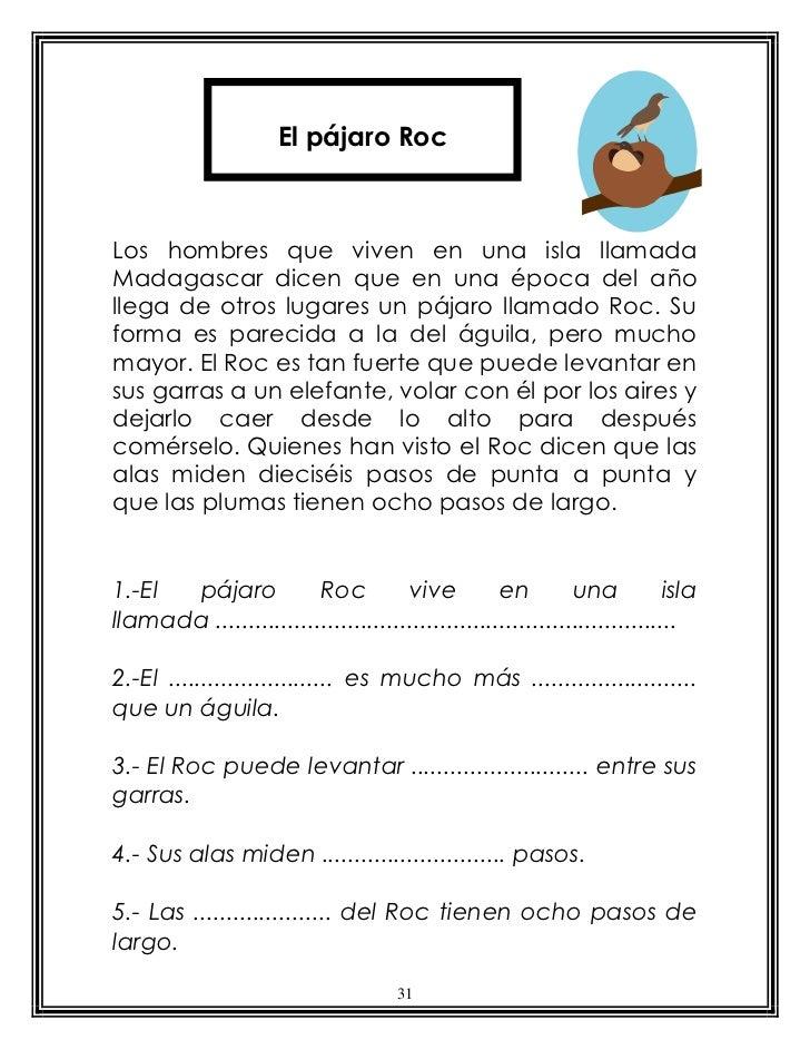 El pájaro RocLos hombres que viven en una isla llamadaMadagascar dicen que en una época del añollega de otros lugares un p...