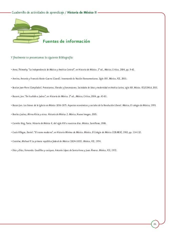 Cuaderno de ejercicios historia de_mexico_ii