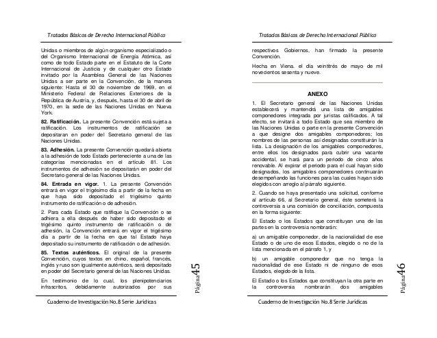Unidas o miembros de algún organismo especializado o        respectivos Gobiernos,     han   firmado   la   presentedel Or...