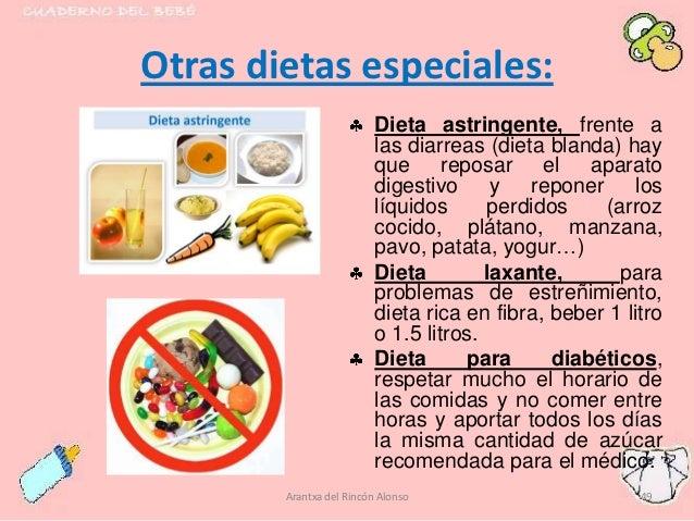 Cuaderno del beb - Alimentos para combatir la diarrea ...