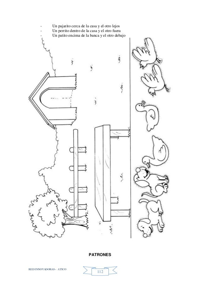 RED INNOVADORAS - ATICO 112 - Un pajarito cerca de la casa y el otro lejos - Un perrito dentro de la casa y el otro fuera ...