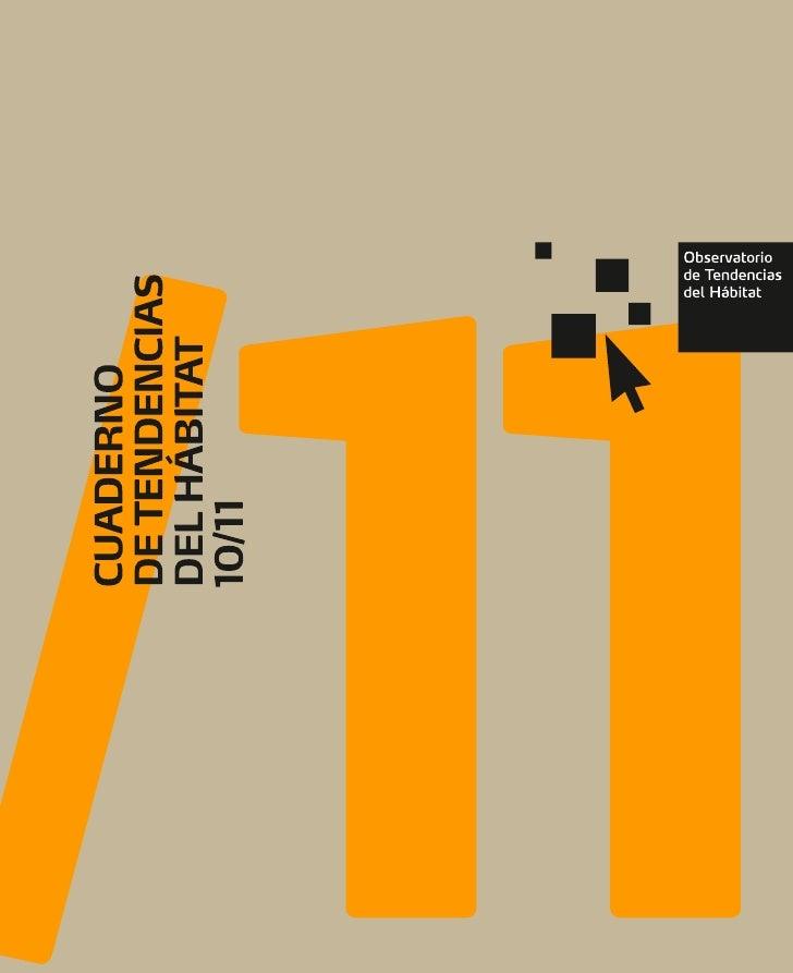 CUADERNO    DE TENDENCIAS    DEL HÁBITAT    10/111