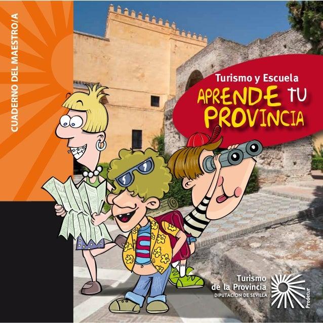 Turismo y Escuela CUADERNODELMAESTRO/A