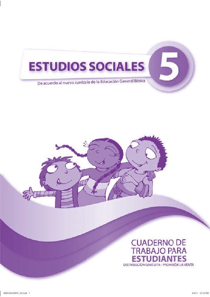 Cuaderno sociales quinto_ano