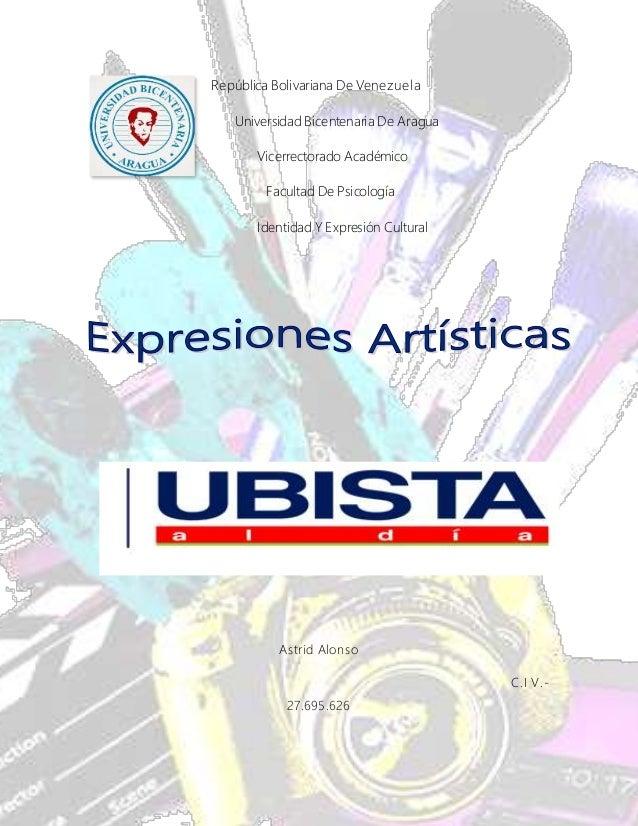 Cuadro Comparativo De Las Expresiones Artisticas