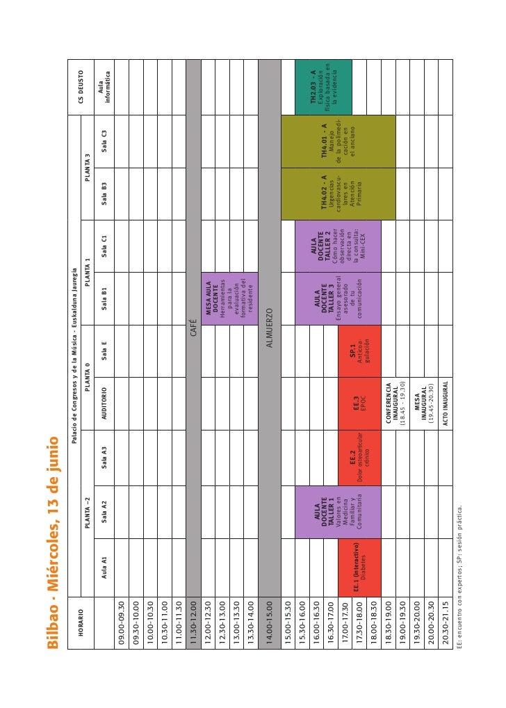 Cuadro horarios bilbao 2012 b for Horario oficina correos bilbao