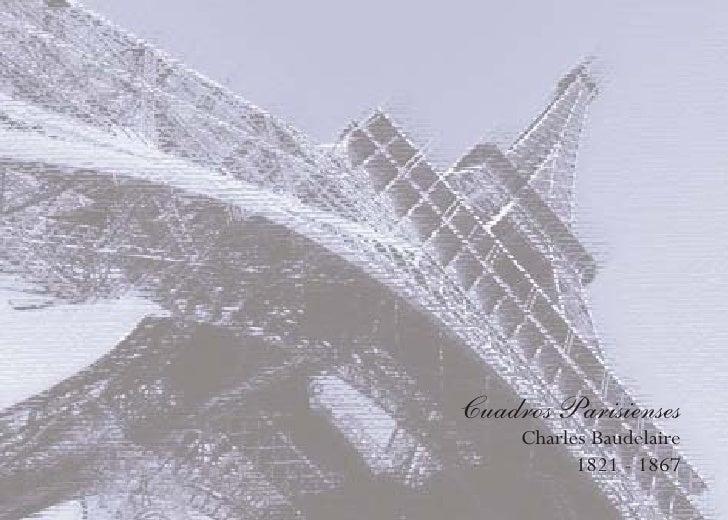 Cuadros Parisienses (Fragmento)