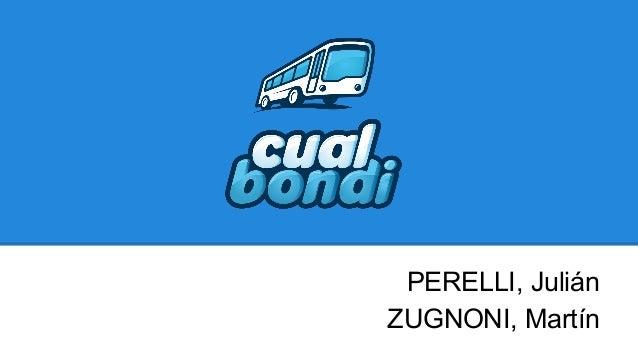 PERELLI, Juli�n ZUGNONI, Mart�n