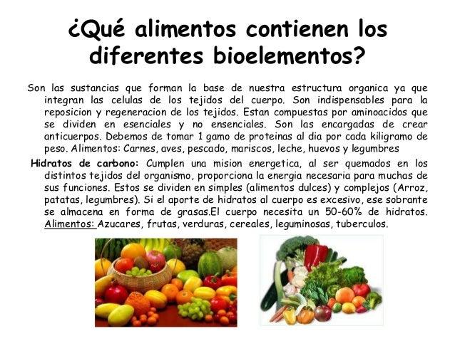 Cuales elementos quimicos son importantes para el cuerpo humano - Hierro alimentos que lo contienen ...