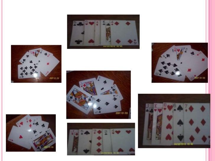 Cual es la escalera mas baja en poker
