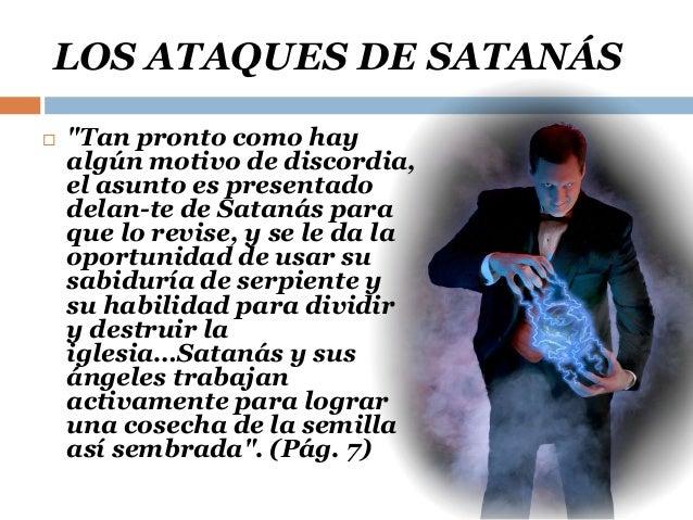 """Resultado de imagen de ataques de Satanás"""""""