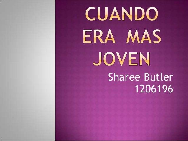 Sharee Butler 1206196