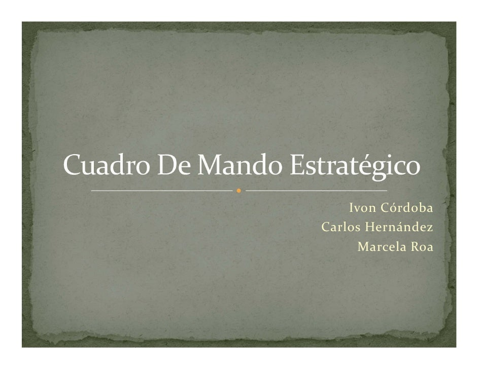 Ivon CórdobaCarlosHernández     MarcelaRoa