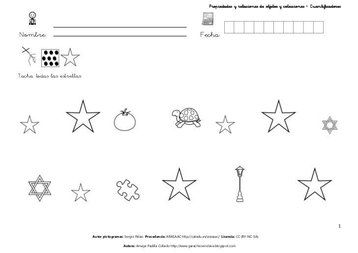 Propiedades y relaciones de objetos y colecciones – CuantificadoresNombre:                                                ...