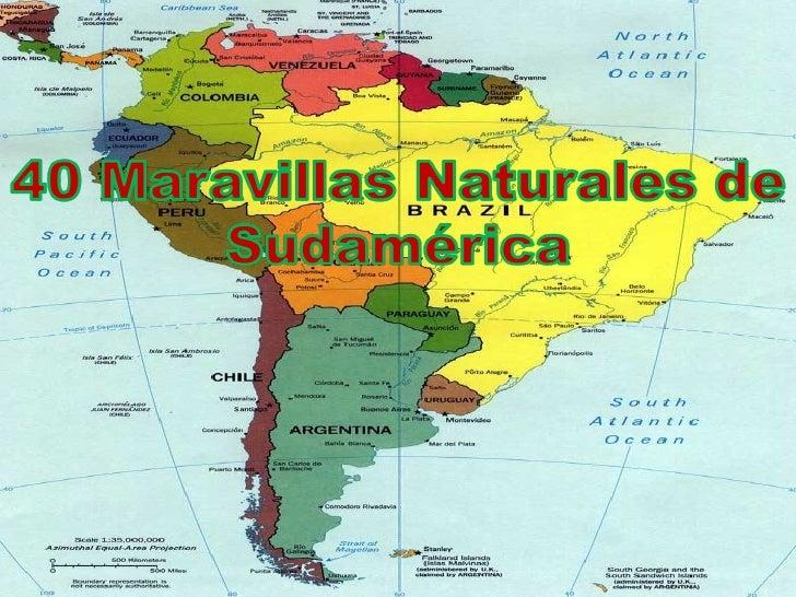 1. Cataratas del Iguazú (Argentina yBrasil)