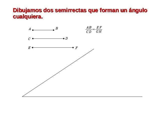 Cuarta proporcional