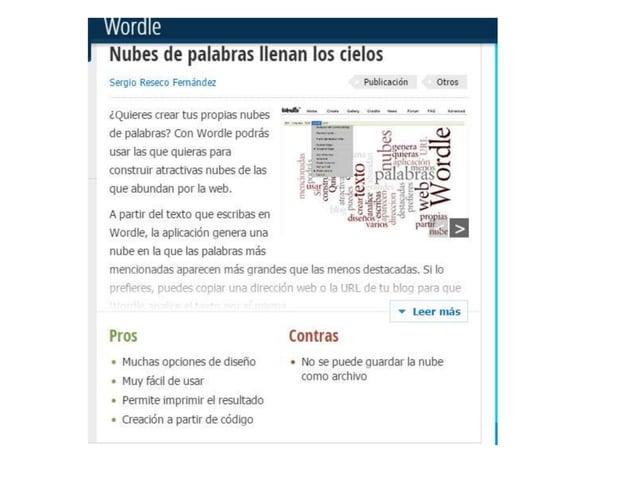 CALAMEO • Calaméo es una herramienta 2.0 para alojar diversos tipos de documentos proporcionando una visualización moderna...