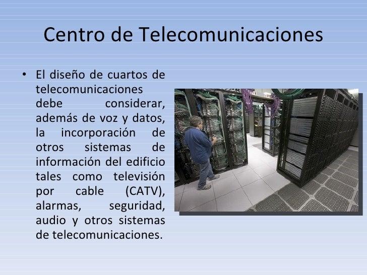 Cuarto de telecomunicaciones for Definicion de cuarto