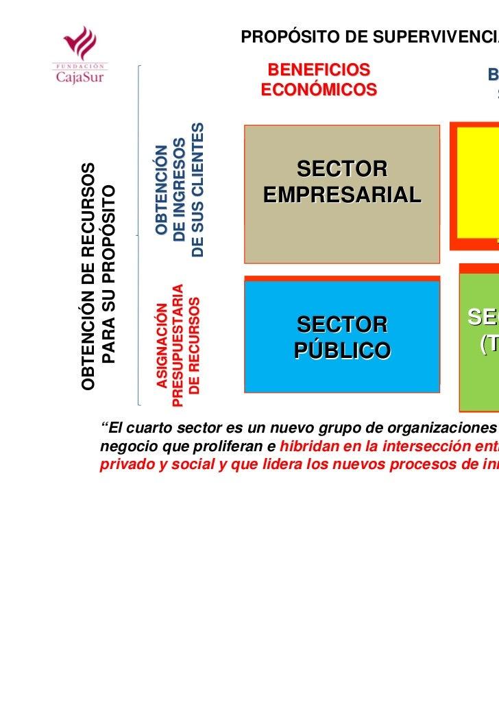 Cuarto sector e innovación social (innova córdoba social)