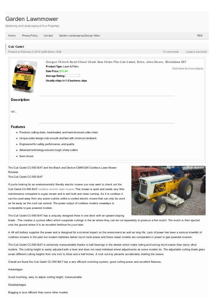 Garden LawnmowerGardening and Landscaping at Your Fingertips  Home         Privacy Policy     Contact      Garden Landscap...