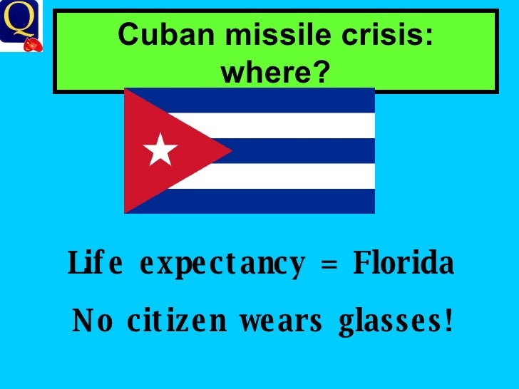 a look at the communist rule in cuba and the genesis of cuban missile crisis 29112016  the cuban missile crisis revisited  cuba after communism  but cuba does look much different today than it did ten or 20 years ago,.
