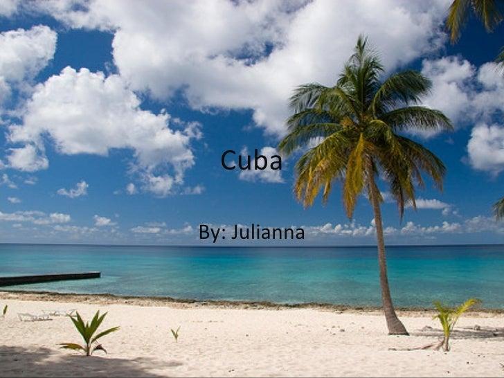CubaBy: Julianna
