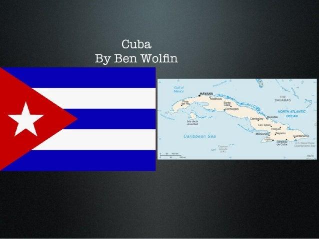 Cuba keynote project