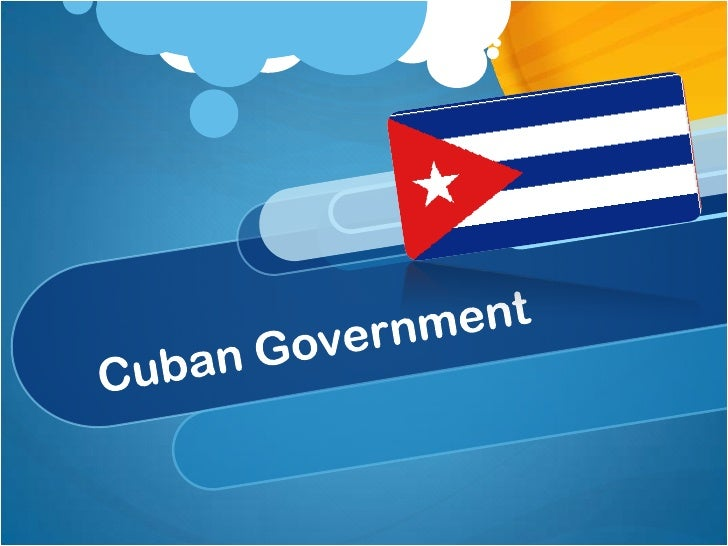 Cuban Government<br />