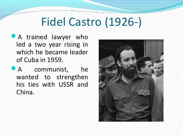 an overview of the cuban missile crisis and its impact The cuban missile crisis was an important event in american history, and lasted for 13 days this post gives you the summary, timeline, and the aftermath of the cuban missile crisis.