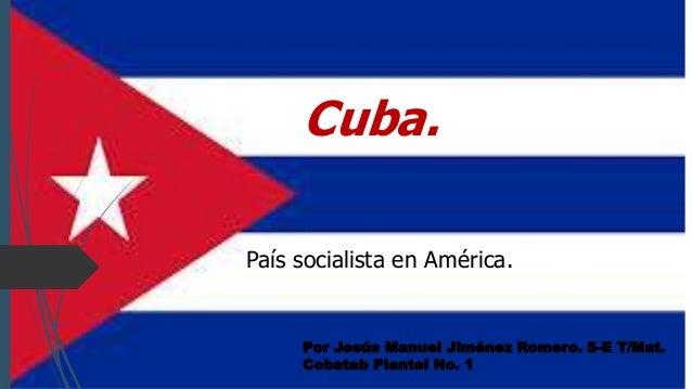 Cuba Socialista