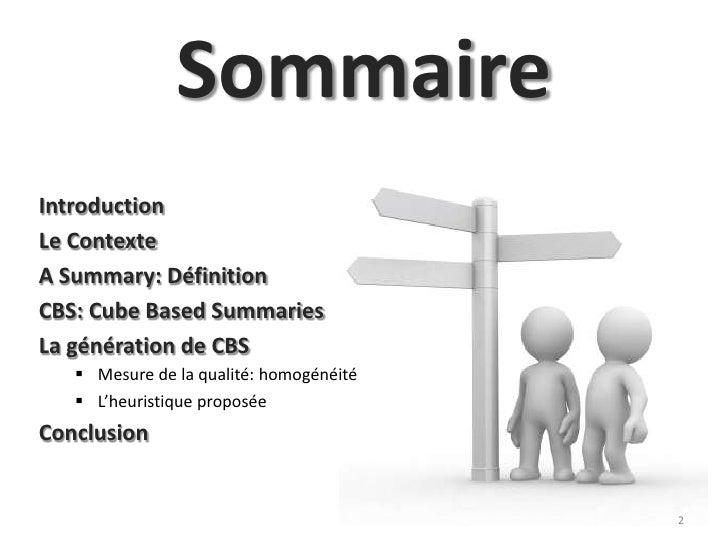 Cube based summaries of large association rule sets Slide 2