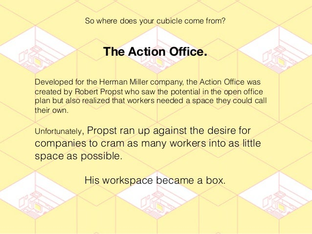 One of the common problems we see over the course of office history is the dissonance between design and culture.