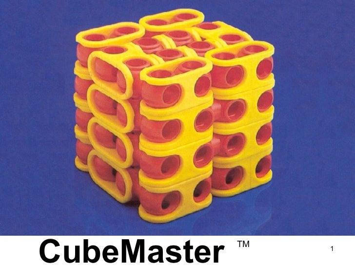 CubeMaster   TM   1
