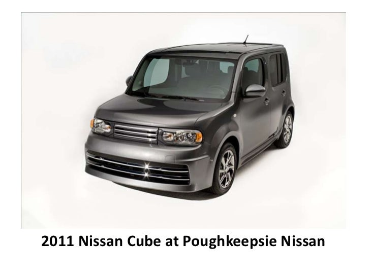 2011 Nissan Cube at Poughkeepsie Nissan<br />
