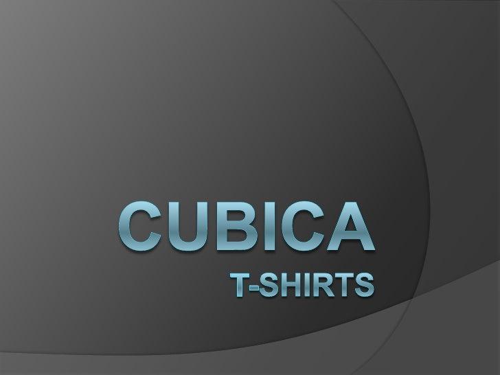 CUBICAt-shirts<br />