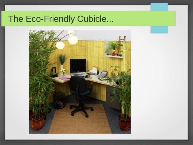 Pimp My Cubicle - Office Decor Ideas