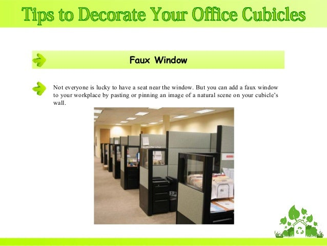 decorating your office cubicle. 8. Decorating Your Office Cubicle