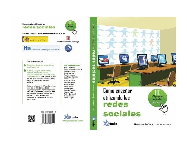 Libro: Cómo enseñar utilizando las redes sociales