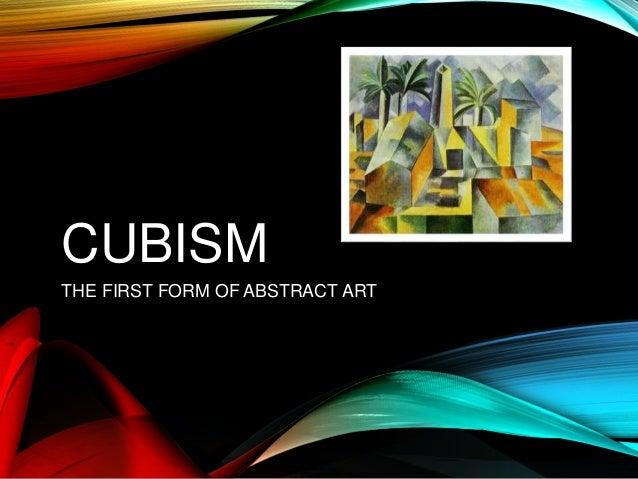 Cubism Architectural