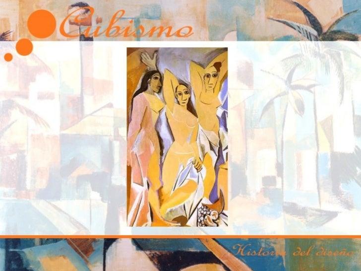 El cubismo es un estilo pictórico que fue creado conjuntamente     por Braque y Picasso en el periodo de 1907 a 1914 y que...